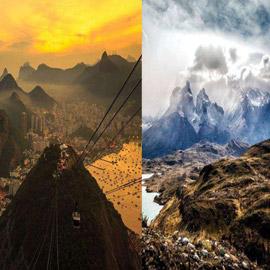 10 أماكن مذهلة تكشف عن سحر أمريكا اللاتينية
