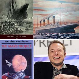 10 كتب من الماضي تنبأت بأحداث ووقائع من المستقبل على نحو دقيق للغاية!