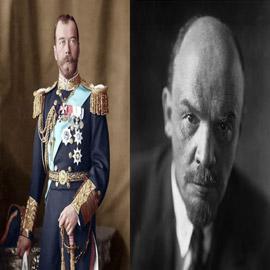بعد مقتل شقيقه بـ30 سنة.. انتقم لينين من قيصر روسيا
