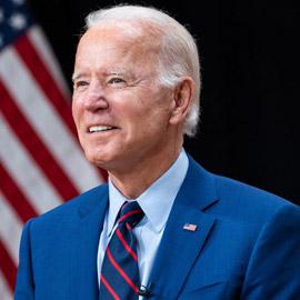 الرئيس الأمريكي جو بايدن يسجل رقما قياسيا جديدا في تاريخ رؤساء أمريكا