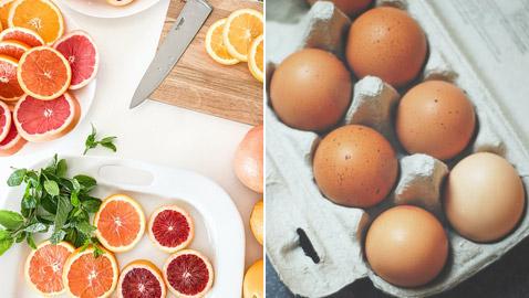 لا تضعوا البيض في باب الثلاجة.. تعرفوا على أفضل طرق لتخزين الطعام