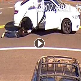 فيديو يوثق حادثة سرقة.. وموقف بطولي من الضحية