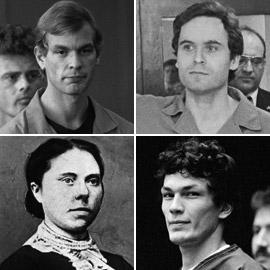 صور: إليكم قصص أشهر القتلة المتسلسلين في أمريكا والعالم
