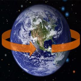 دعونا نتخيل العواقب معا.. ماذا سيحدث لو توقفت الأرض عن الدوران؟