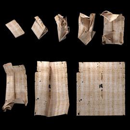صور: لأول مرة يقرأ العلماء رسائل قديمة مغلقة دون فتحها!