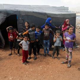 اليأس يتملكهم.. غالبية أطفال سوريا الذين نكلت الحرب بهم لا يرغبون  ..