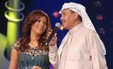 فيديو كليب اصالة نصري - اغنية مع محمد عبده - تفرقنا السنين