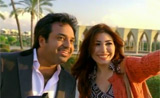 فيديو كليب راشد الماجد - اغنية ديو مع يارا - الموعد الضائع