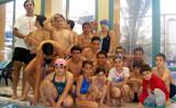 ابطال السباحة من التجربة الى الموهبة