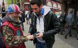 جيمي الغراب - سحر مدهش في شوارع لندن