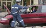 شرطي ولا ميكانيكي -كاميراخفية