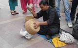 خفة يد من الشارع الهندي