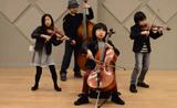 المبدعون الأربع بفن العزف على الكمان