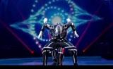 موهبة رقص ريبوتي ثنائي من أوكرانيا