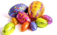 البيض في عيد الفصح