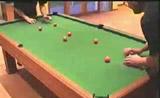 طريقة جديدة للعب السنوكر