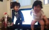 رقصات كورية من أجمل اللأطفال موهوبين