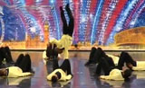 شوفو والله ماتصدق موهبة رقص خطير