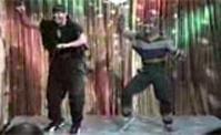 يا هيك الرقص يا بلاش!!!