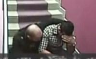 محمد المغربي يبكي