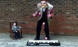 موهبة فريدة للعزف على البيانو