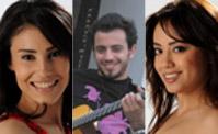 طاهرة، باسل وألين نوميني الأسبوع