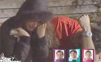 رانيا تبكي بسبب والدها