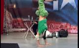 رقص رائع من هذا الفتى برنامج المواهب الكرواتي