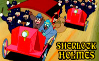 شرلوك هولمز 1
