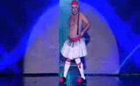 ستافروس والرقص اليوناني